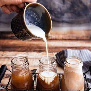 Mint Mocha Cold Brew Coffee.