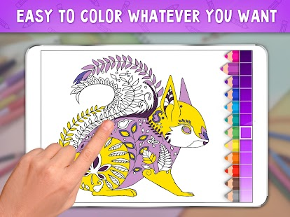 Download Coloring Book Bliss For PC Windows And Mac Apk Screenshot 5