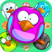 Birds Bubble Shooter