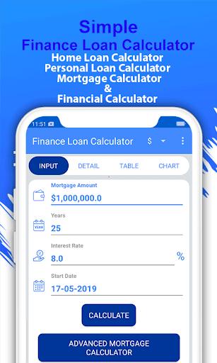 Finace Loan Calculator cheat hacks