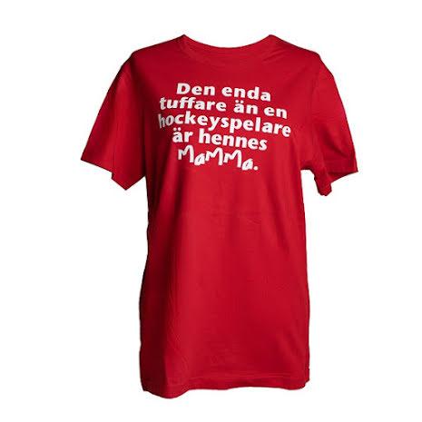 T-shirt - Hennes mamma - röd