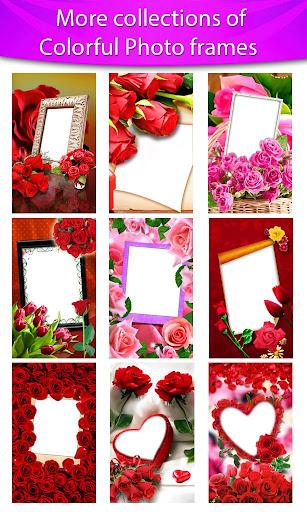 Rose Photo Frames HD  screenshots 5