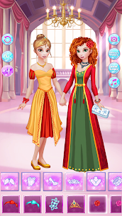 Icy Dress Up – Girls Games 2