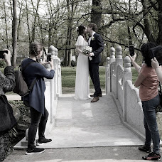 Wedding photographer Darek Majewski (majew). Photo of 16.04.2018