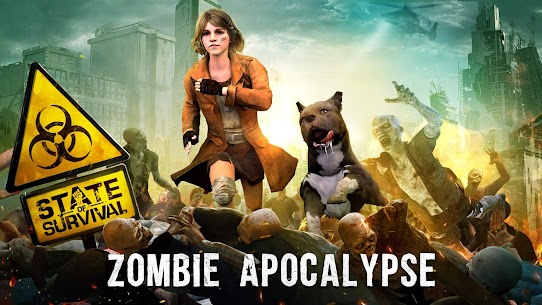 STATE OF SURVIVAL MOD APK SURVIVE THE ZOMBIE APOCALYPSE DOWNLOAD FREE 1