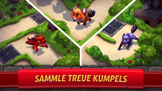 Royal Revolt 2: Kampf RPG - Krieg Strategie Clash Capture d'écran