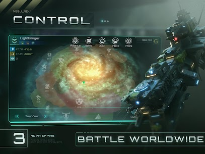 Nova Empire: Space Commander 3