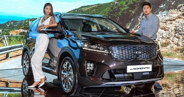 Sorento 2018, dòng xe có xuất xứ từ xứ sở Kim Chi