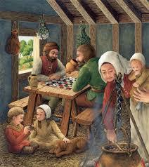 Image result for peasant children