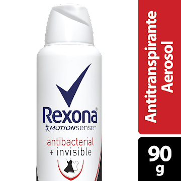Desodorante Rexona Spray Invisible Woman  X150ml