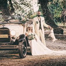 Wedding photographer Kostas Sinis (sinis). Photo of 15.10.2018