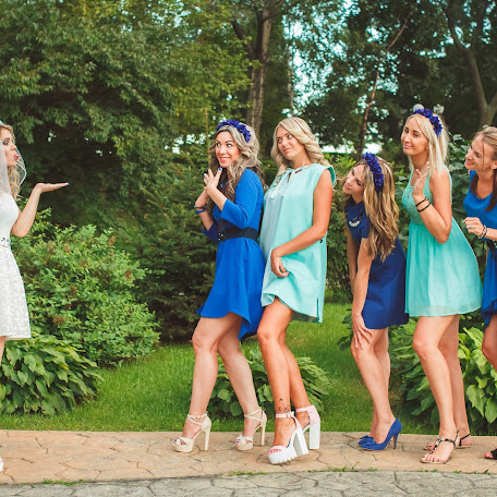 Wedding photographer Alena Lyalyushkina (Lialiushkina). Photo of 15.09.2016