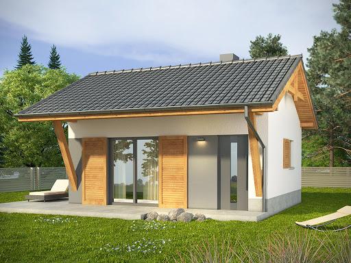projekt Domek 5