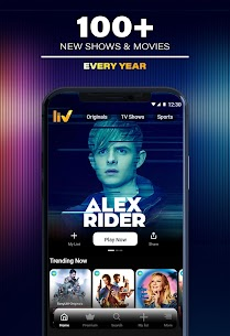 Sony LIV Live TV apk 3