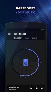 Bass Booster - Musik Sound EQ Screenshot