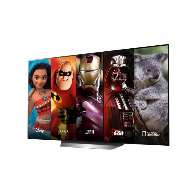 The new Disney+ app is now available on LG TV models produced 2016 through 2019 running the webOS platform, LG Electronics USA announced today.