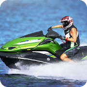 Jetski Water Racing: Riptide X