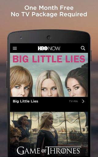 HBO NOW: Series, movies & more screenshot 1