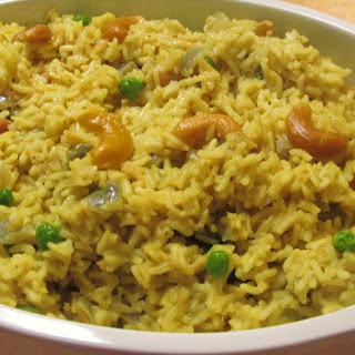 Sri Lankan Rice Recipes.