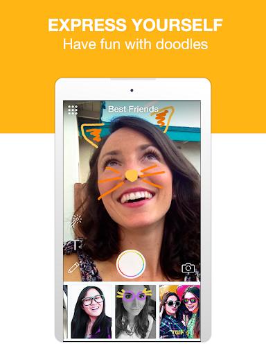 Push-to-Talk Video Chat screenshot 7
