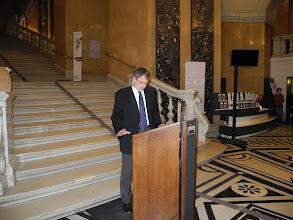 Photo: Michel DIAMENT Directeur de l'Institut des Sciences et de l'Univers du CNRS (INSU).