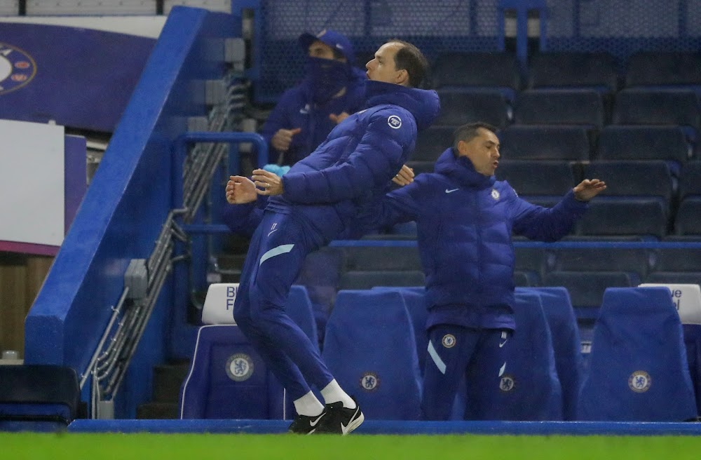 Tuchel relishing Chelsea run-in with two titles up for grabs