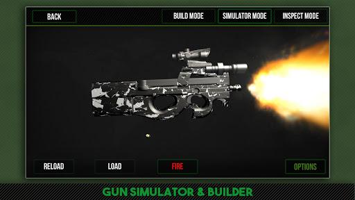 Custom Gun Simulator 3D screenshots 2