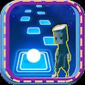 Little Nightmares 2 Magic Tiles Hop Games icon