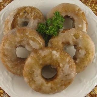 Kuih Keria (Fried Sweet Potato Donut)