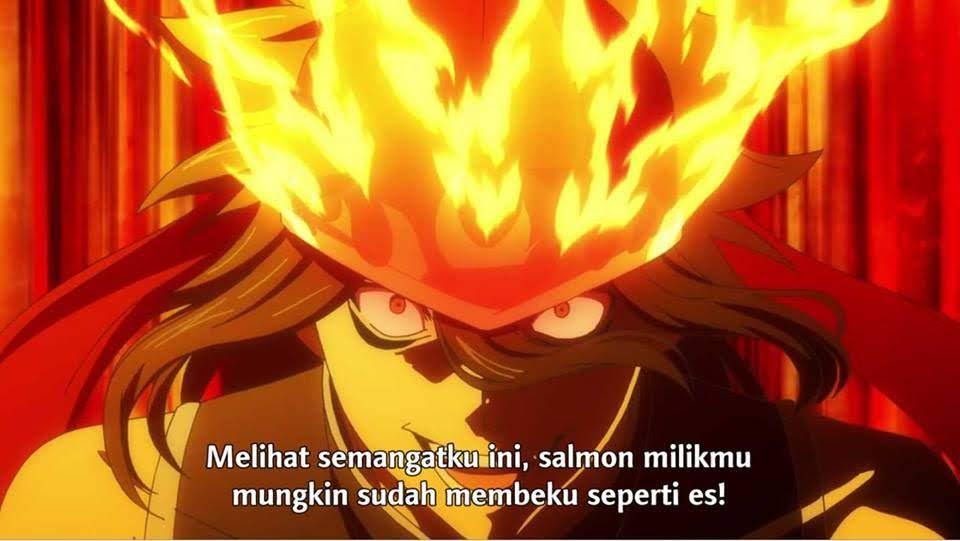 Shokugeki no Souma: San no Sara Episode 10 Subtitle Indonesia