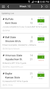 college gambling google ncaaf scores