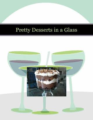 Pretty Desserts in a Glass