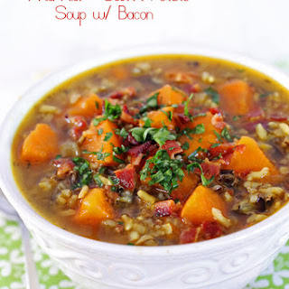 Potato Bacon Wild Rice Soup Recipes