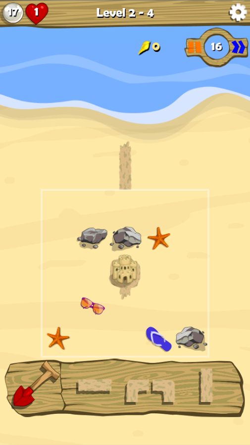 Beach Rush- screenshot