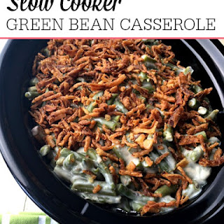 Green Bean Casserole Crock Pot Recipes