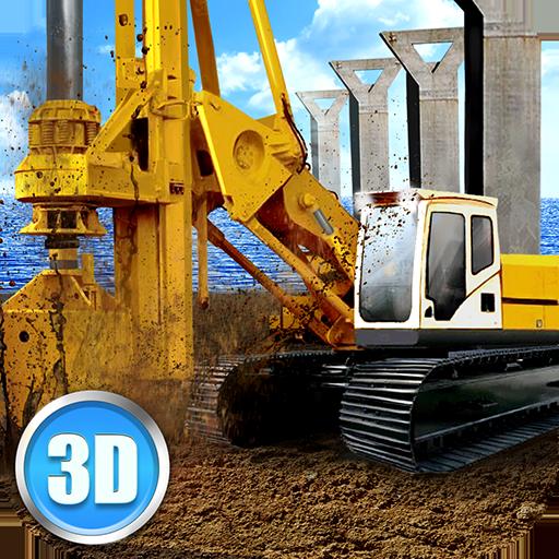 Bridge Construction Sim 2