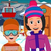 Pretend Play Alps Life: Home Town Vacation Games Android APK Download Free By Mini Gamers Club