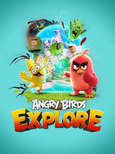 Angry Birds Explore screenshot 6