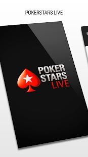 PokerStars Live - náhled