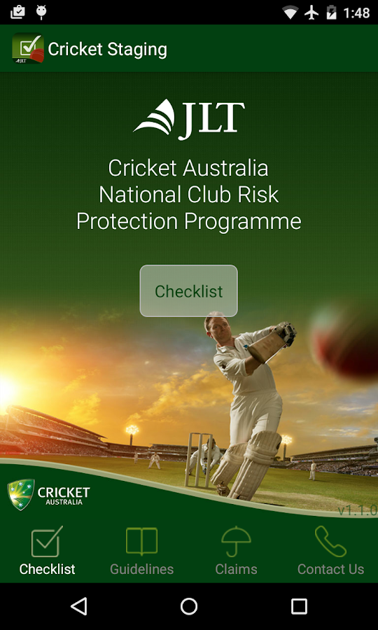Cricket Match Day- screenshot