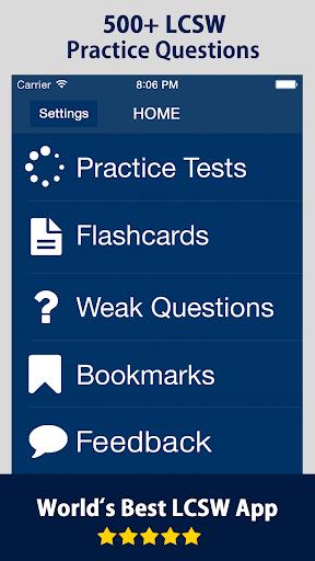 ASWB LCSW Practice Exam 2015
