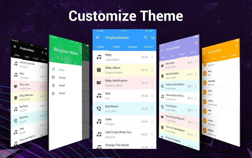 ringtone editor for android phone