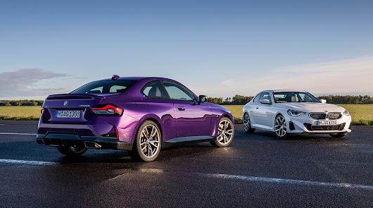 Automotor Costa ya admite pedidos del nuevo BMW Serie 2 Coupé