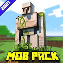 New Mobs Skin Pack for Minecraft PE icon