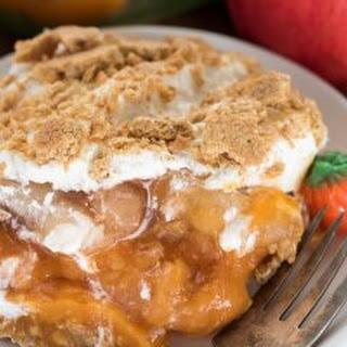 Pumpkin Apple No Bake Dessert Recipe