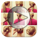 Easy Hairstyles Video Tutorial icon