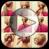 Easy Hairstyles Video Tutorial