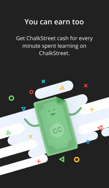 ChalkStreet: Your learning app- screenshot