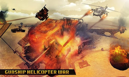 Fantasy Legends: Gunship Battle Helicopter - náhled