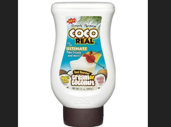 Creamy Coconut Fruit Dip Recipe
